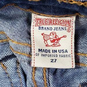 Sz 27 True Religion Jeans